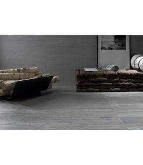 Kaleido cenere naturale rettificato gres porcellanato effetto pietra