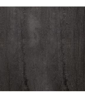 Kaleido nero lappato rettificato gres effetto pietra dettaglio superficie