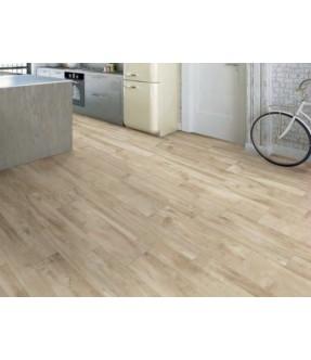 playwood cream posato su pavimento sala da pranzo