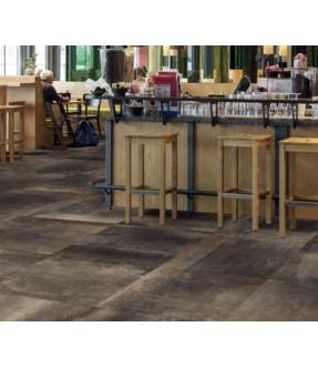 gres porcellanato pavimento effetto corten
