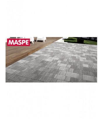 Maspe matrix grigio argento pavimento da esterno autobloccanti