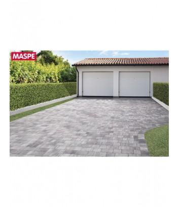 Autobloccanti Maspe matrix grigio argento pavimento da esterno