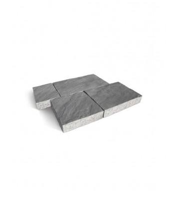 Massello autobloccante skema sandstone grigio titanio Maspe
