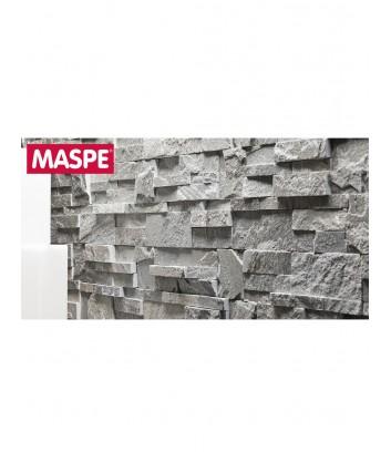 Dettaglio rivestimento in pietra naturale michelangelo della Maspe