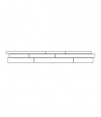 Strutture superficiali parete naturale picasso wide