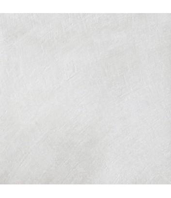 piastrella effetto cemento in gres porcellanato bianco