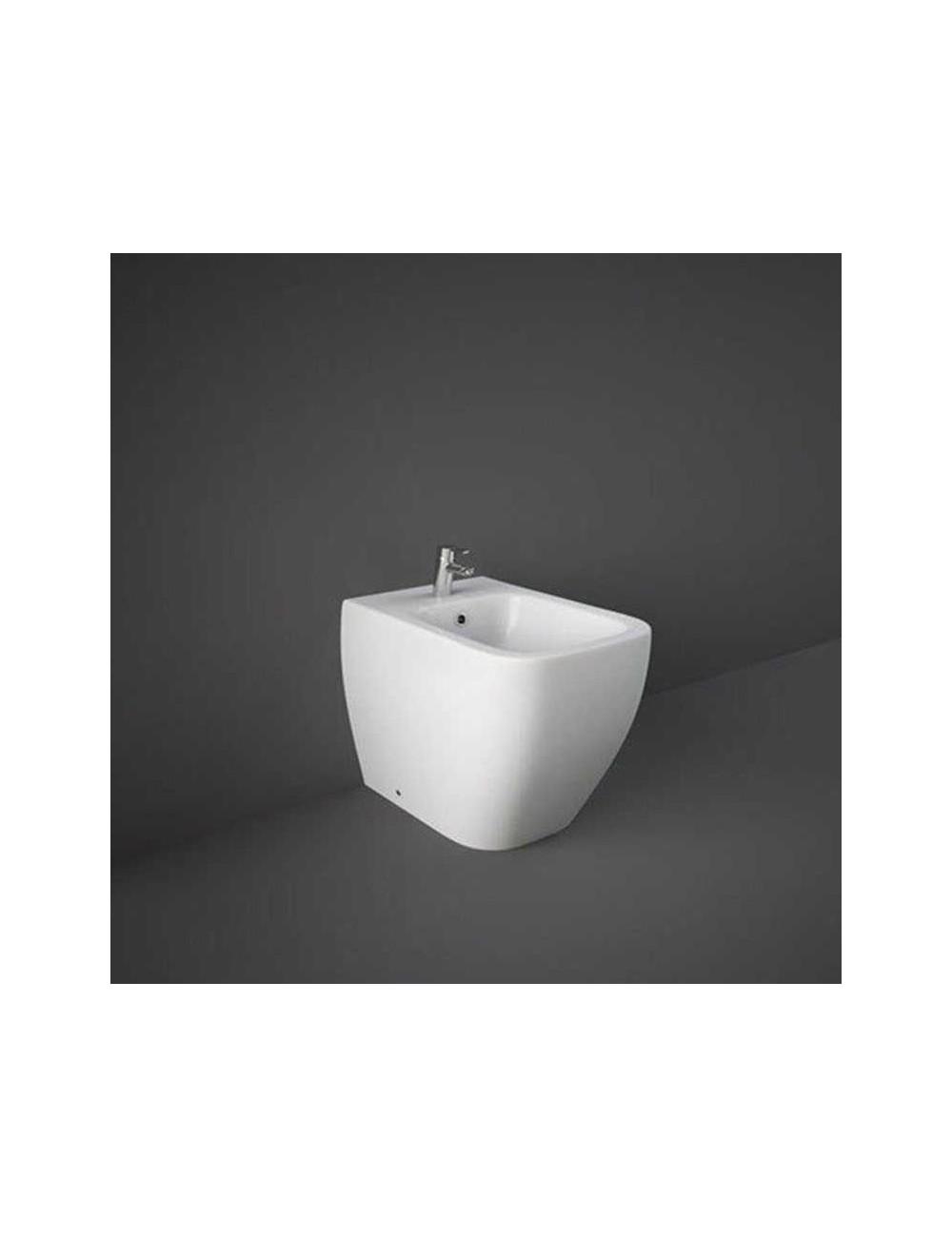 Bidet a terra w/hidden fixations Metropolitan Rak Ceramics