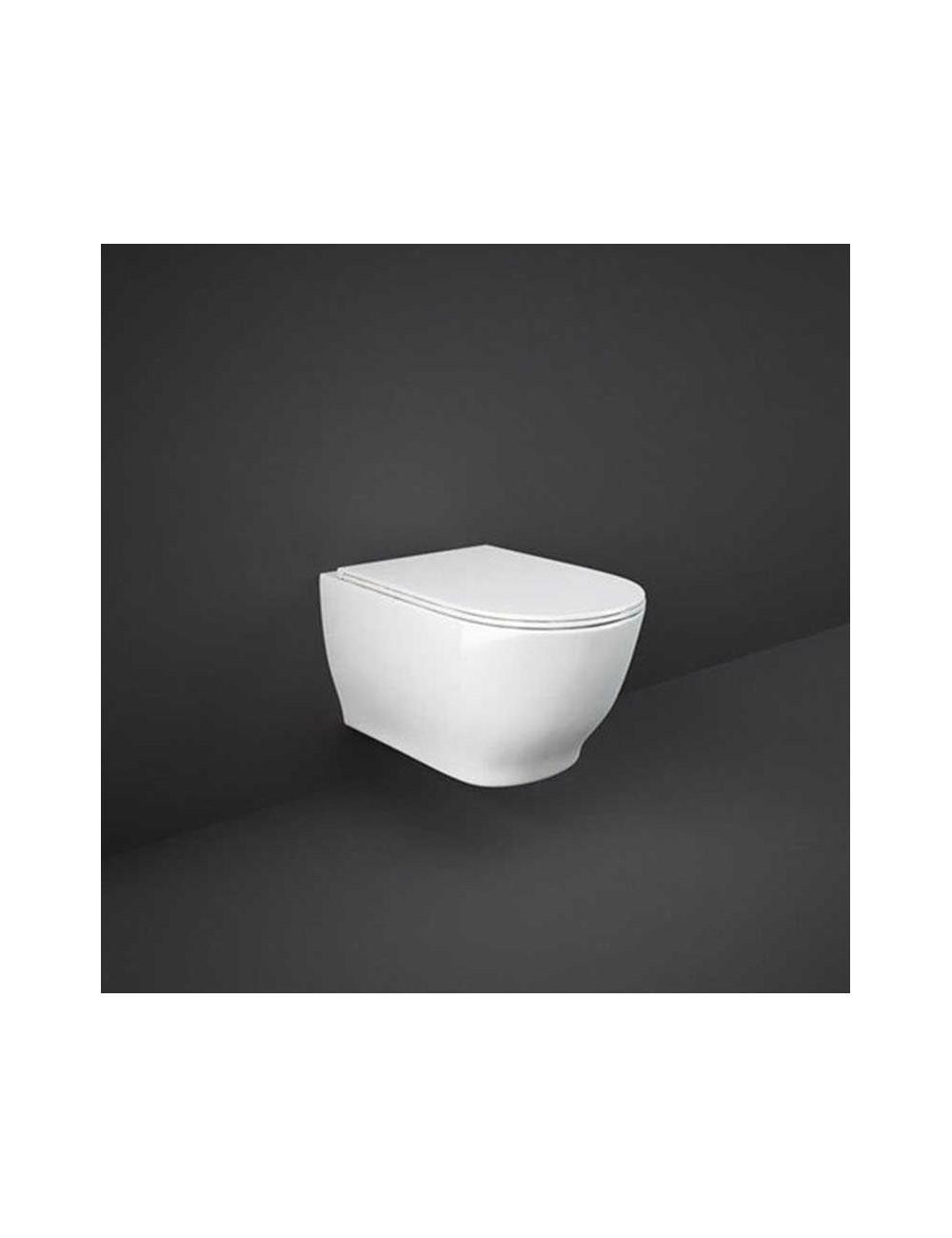 Moon wc sospeso collezione di Rak ceramics