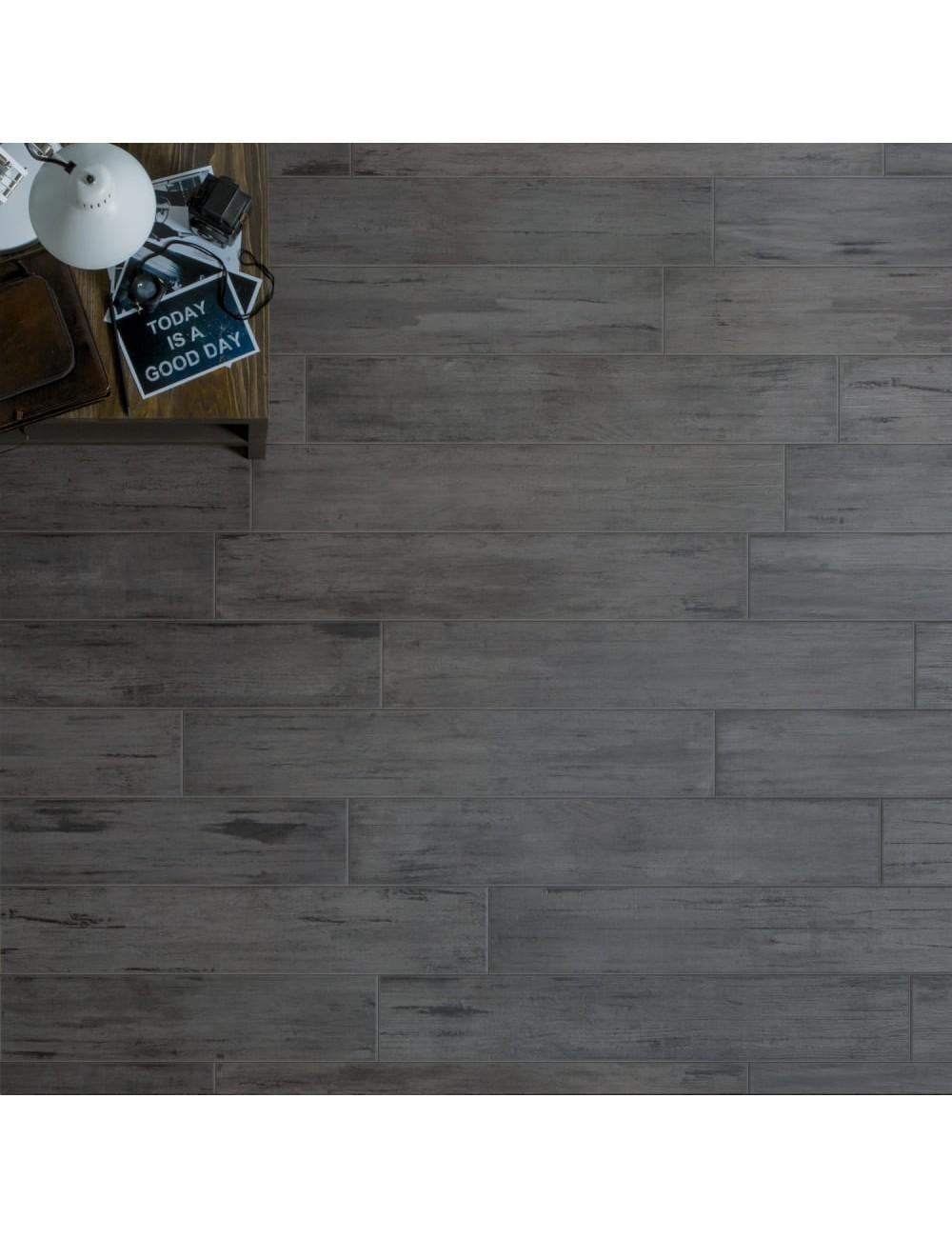 painted grey gres effetto legno grigio