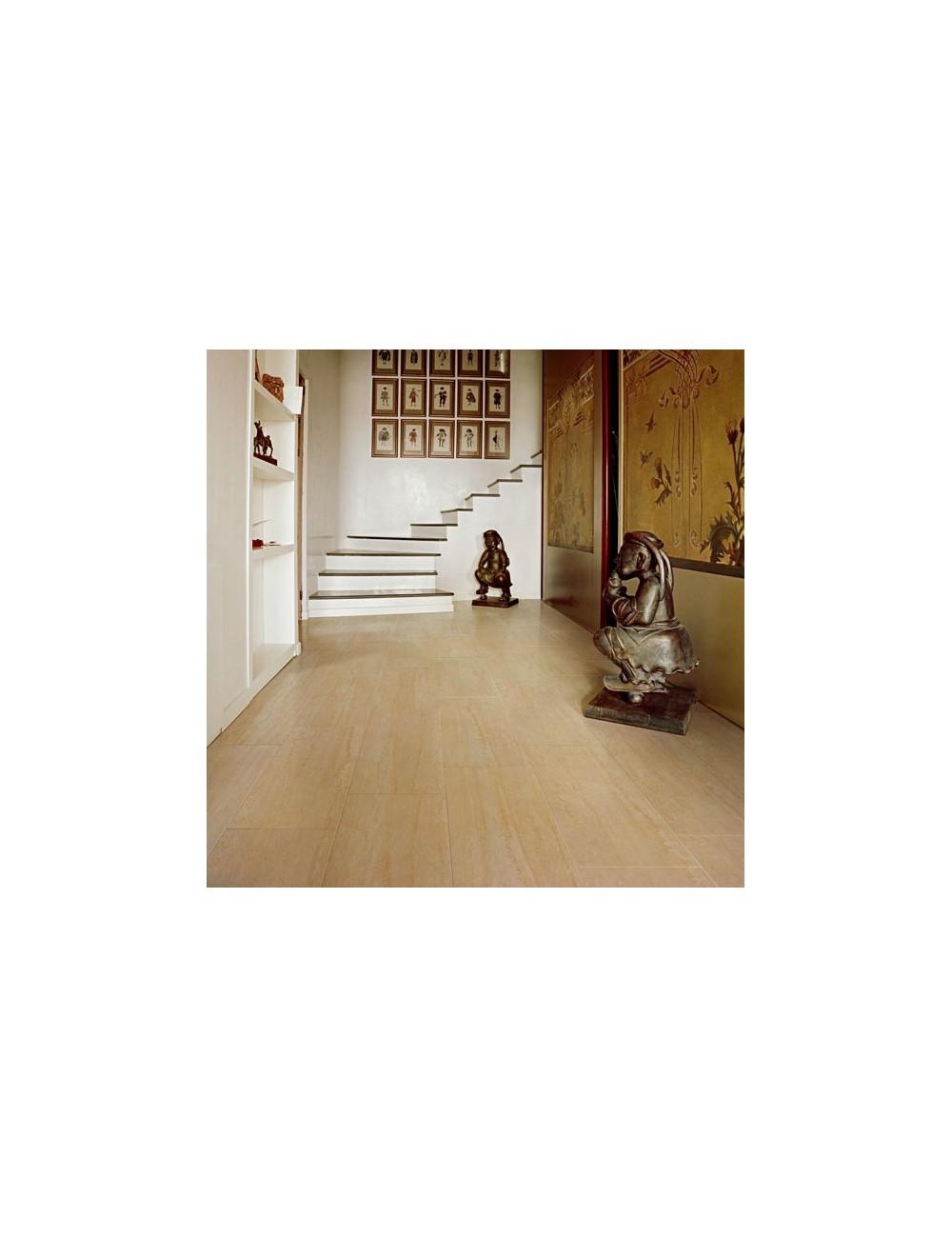 kaleido beige naturale rettificato gres effetto pietra per pavimenti